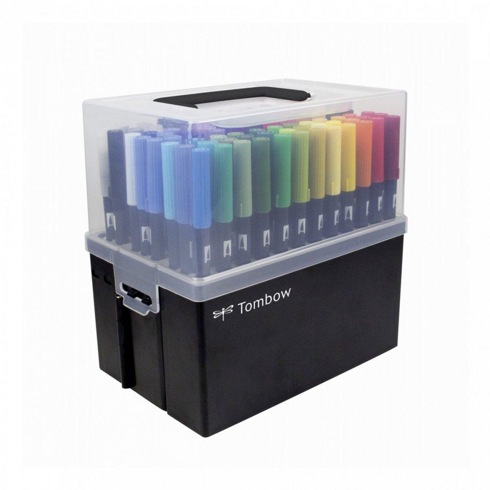 Tombow Obostrani flomaster ABT Dual Brush Pen, 108 boja