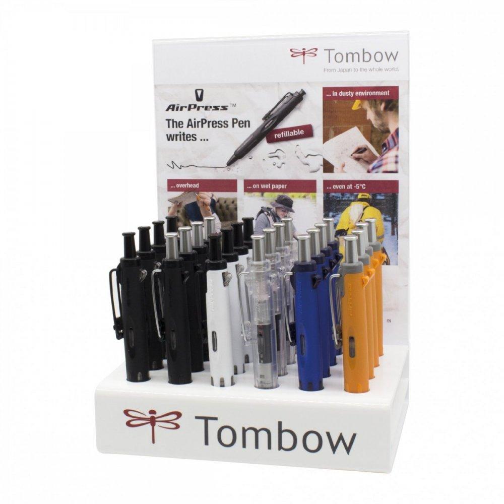 Tombow Kemijska olovka AirPress Penn, display 24 kom.