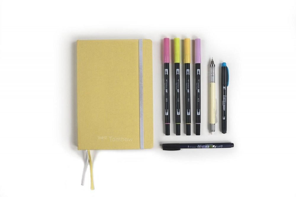 Zestaw Creative Journaling Kit Bright