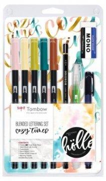 Tombow Blended Set za kaligrafiju Cozy Times
