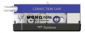 Tombow Korektor u traci MONO note, plava/prozirna/crna