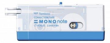 Tombow Korektor u traci MONO note, prozirna/plava