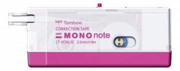 Tombow Korektor u traci MONO note, prozirna/ružičasta