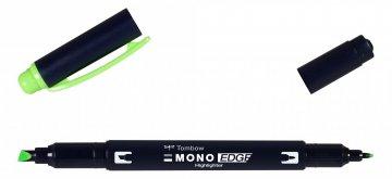 Tombow Signir MONO edge, green